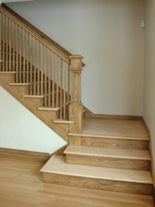 Stair Styles For The Arts And Crafts Style Home Designed