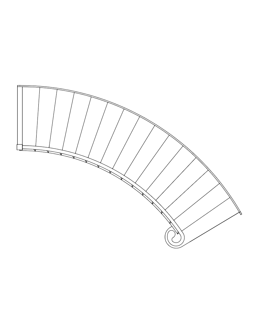 Picture of: Circular Staircase Classifications And Standards Designed Stairs