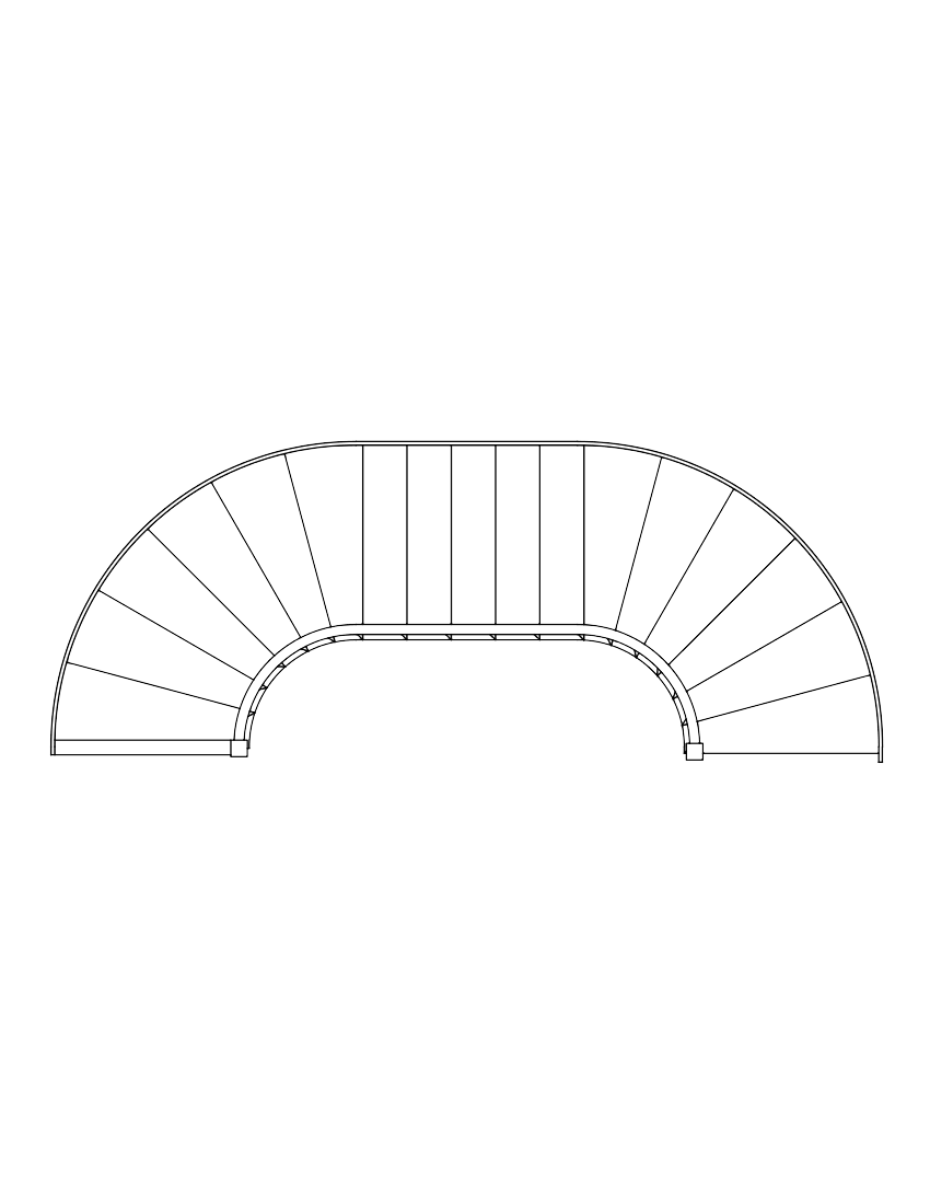 Circular Staircase Classifications And Standards Designed Stairs