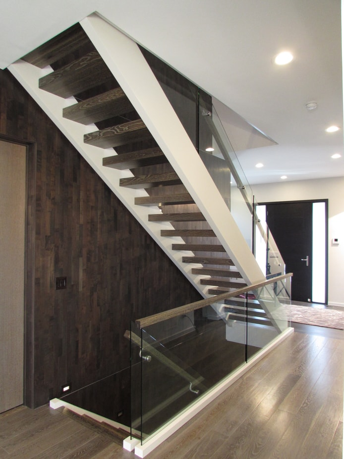 Midcentury Modern Stairs Photo Gallery Designed Stairs
