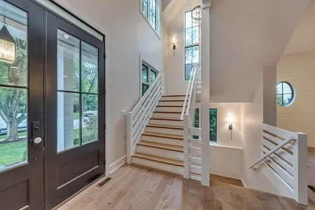 Modern Farmhouse Stairs Gallery